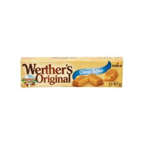 Storck Werthers Original Chewy Toffifee 45g