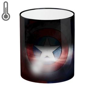 ماگ جادویی طرح Captain America