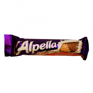 ویفر شکلاتی آلپلا