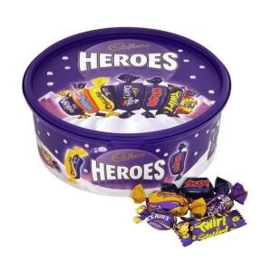شکلات کدبری هیروز