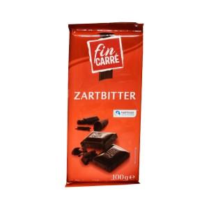 تابلت شکلات تلخ آلمانی فین کر