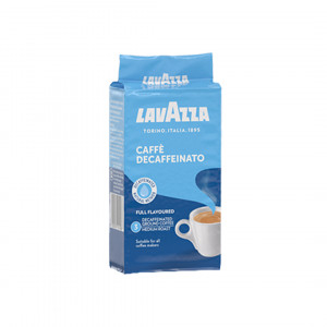 قهوه بدون کافئین لاواتزا (پاکتی)
