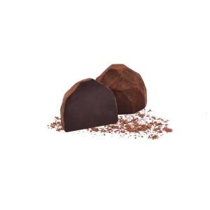 ترافل دستساز روتا مدل شکلات شیری