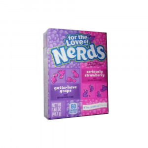 Nerds Grape & Strawberry