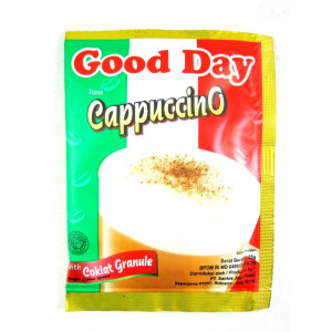 good day cappuchino