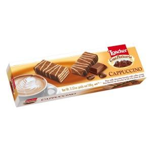 ویفر کاپوچینو و شکلات پاتیسریا لواکر