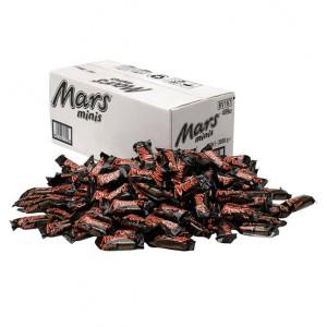 بسته یک کیلویی شکلات مینی مارس