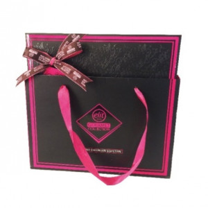 elit gourmet collection pink box