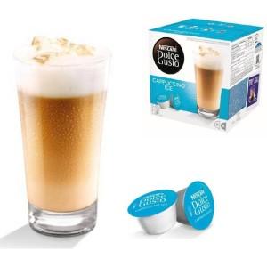 کپسول قهوه دولچه گوستو Cappuccino Ice