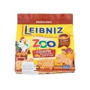 بیسکوئیت سبوس کامل باغ وحش لایبنیز