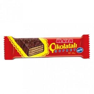 ویفر شکلاتی اولکر
