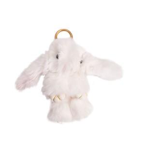 عروسک خرگوش مدل لاکچری سفید