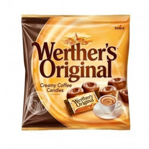 werther's original creamy coffee