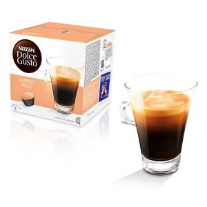 کپسول قهوه دولچه گوستو Lungo Mild
