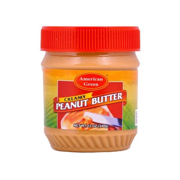 american green peanut butter