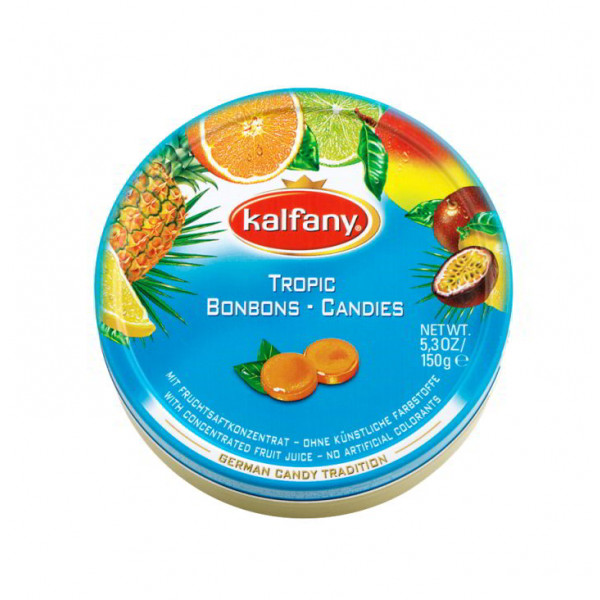 kalfany tropic candies