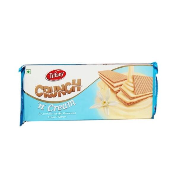 tiffany crunch vanilla cream