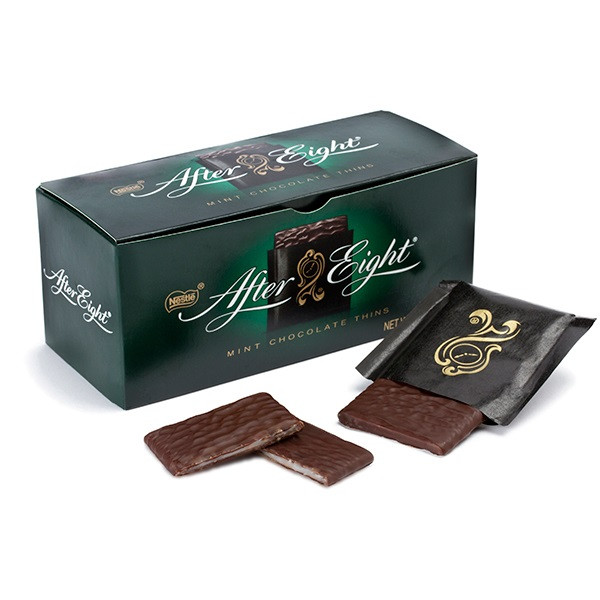 nestle after eight 200g