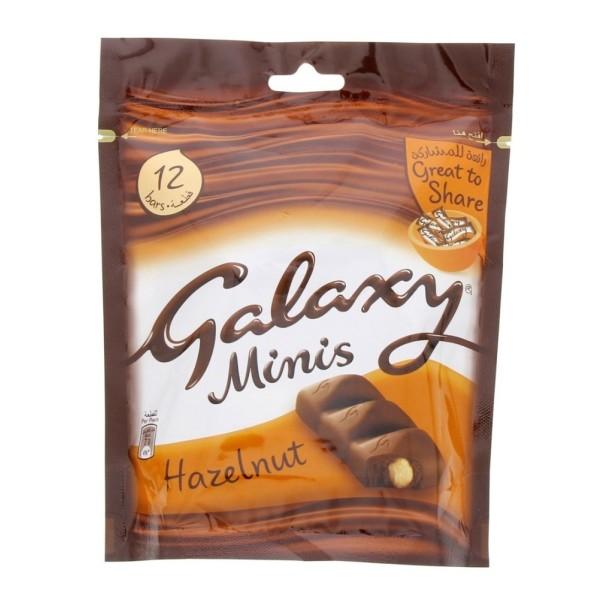 galaxy hazelnut minis