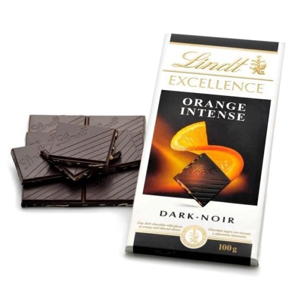 lindt excellence intense orange