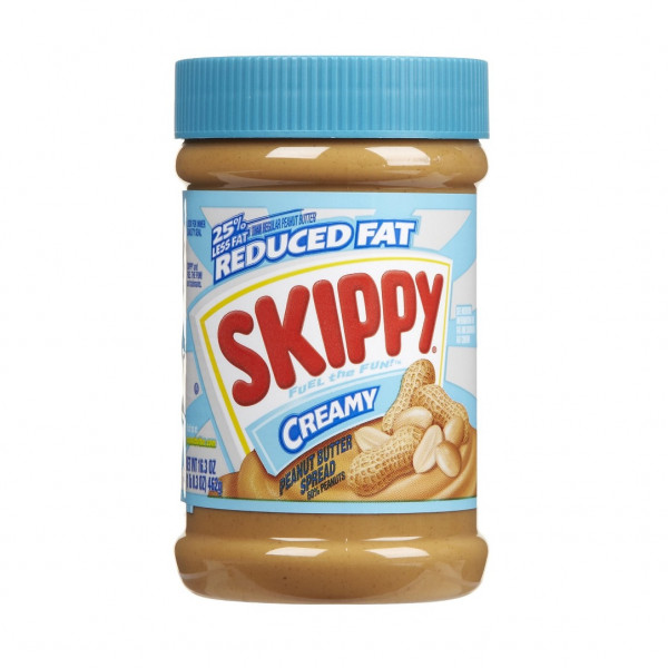 skippy reduced fat creamy
