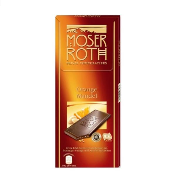 moser roth orange almond
