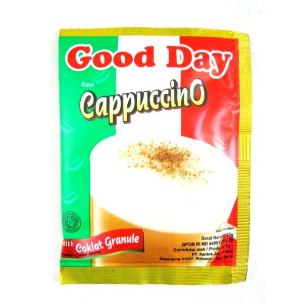 good day cappuchino