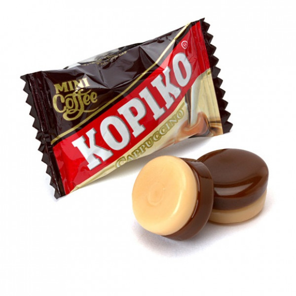 Kopiko Coffee Shot Cappuccino Candy