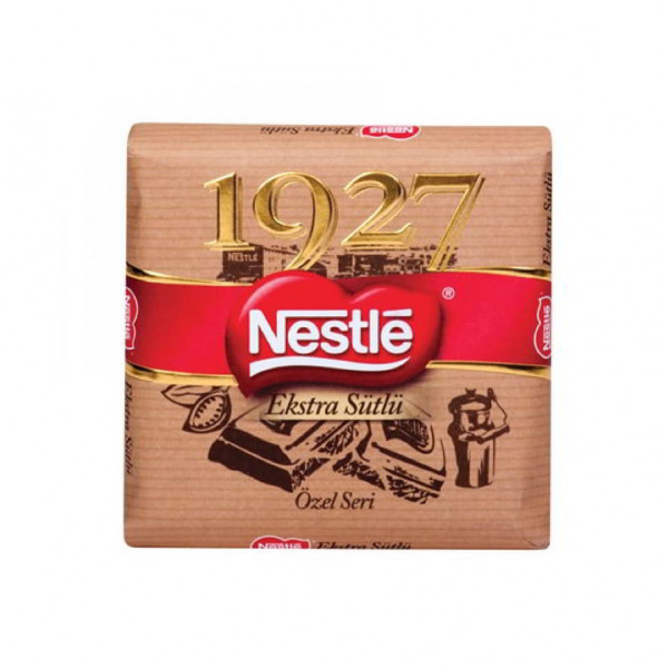 nestle 1927 milk chocolate