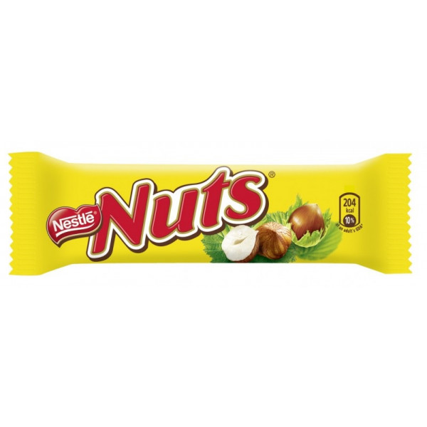 nestle nuts