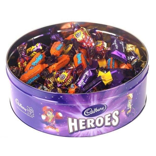 cadbury heroes