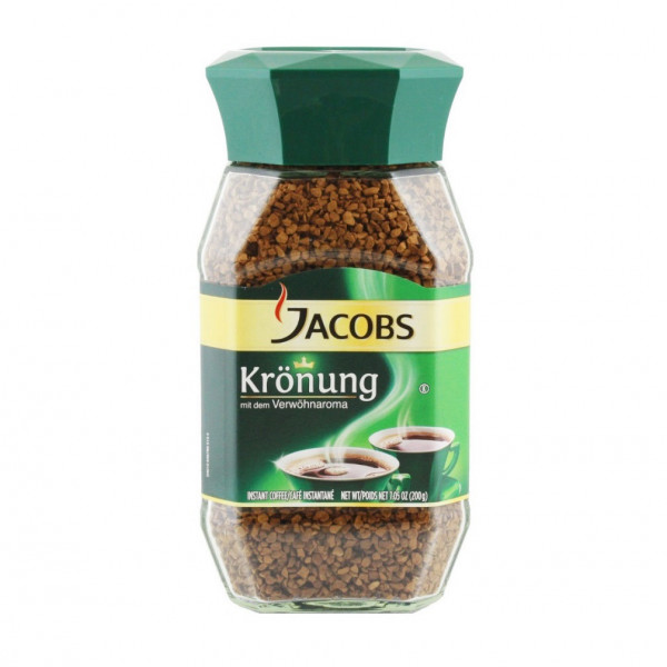 Jacob's instant coffee kronung-200