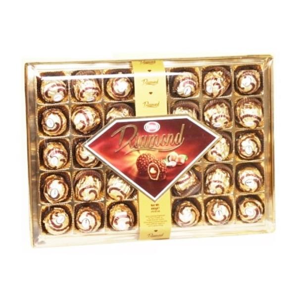 diamond chocolate