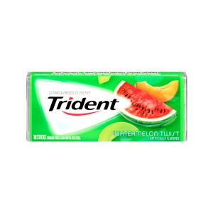 trident watermelon twist