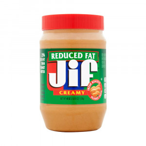 Jif Reduced Fat Creamy Peanut Butter