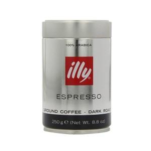 Illy Espresso Dark Coffee
