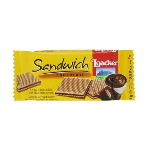 Loacker Chocolate Sandwich