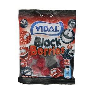 Vidal Blackberry and Raspberry
