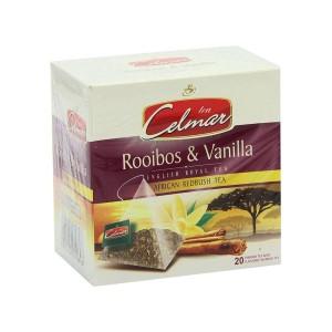 Celmar Rooibos & Vanilla Tea
