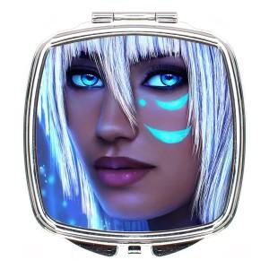 آینه آرایشی لومانا کد M022