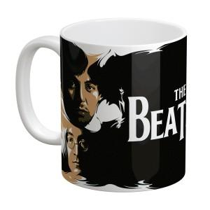ماگ سرامیکی طرح Beatles