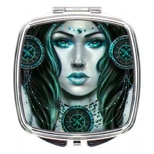 آینه آرایشی لومانا کد M008