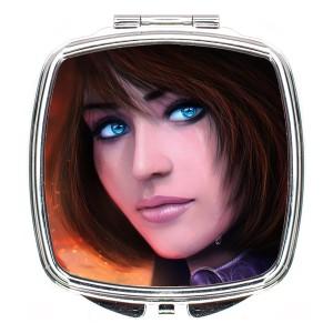آینه آرایشی لومانا کد M009
