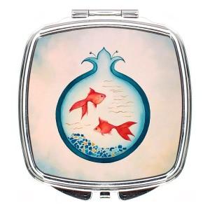 آینه آرایشی لومانا کد M030