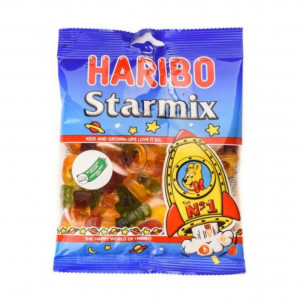 haribo star mix