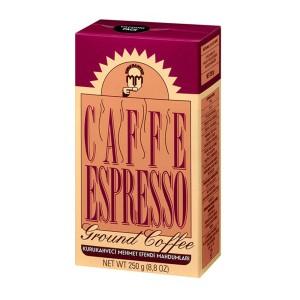 قهوه اسپرسو مهمت افندی 250 گرمی