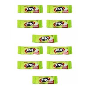 10 عدد آدامس نعناع شیرین P.K