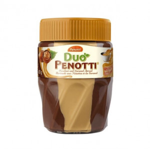 Penotti Duo Caramel & Chocolate Cream
