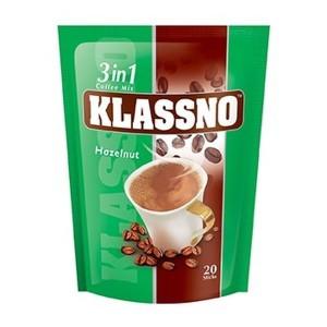 Klassno Hazelnut 3 in 1 Coffee Mix