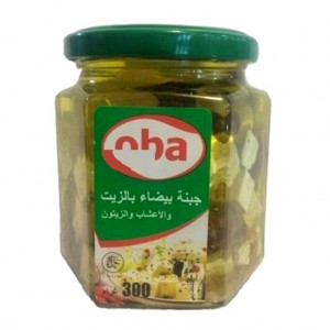 Oba Cheese in Olive Oil